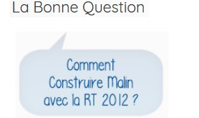 La Bonne Question